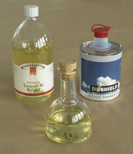 Best Paint Thinner For Oil Painting