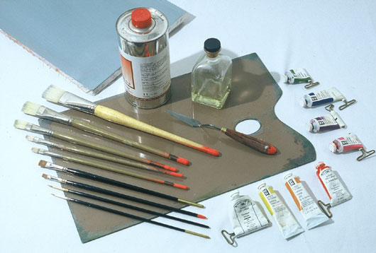 oil painting supplies supplies and oil painting materials